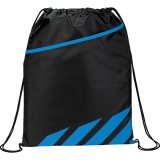 Blue Flash Drawstring Sportspack