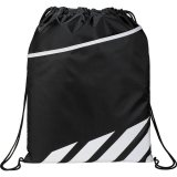 White Flash Drawstring Sportspack