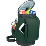 Open View green The Golf Bag Cooler