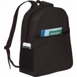 Black The Park City Backpack