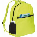 Lime Green Sideways The Park City Backpack