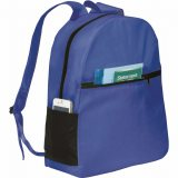 Royal blue Sideways The Park City Backpack