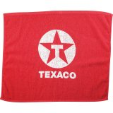 Red decorated Go Go Rally Towel