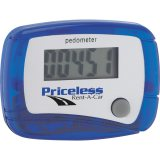 Blue printed In Shape Pedometer