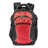 Red Swiss Peak Backpack