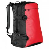 Black/Bold Red Mariner Waterproof Backpack