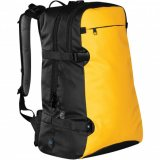 Black/Yellow Mariner Waterproof Backpack