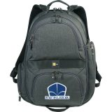 Front Case Logic Berkeley Laptop Backpack