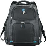 Front Zoom Checkpoint-Friendly Compu-Backpack