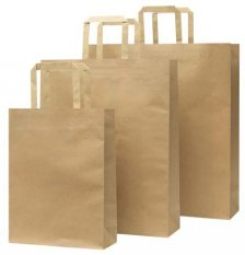 Paper Bag Small Natural