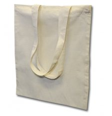 Long Handled Higher Quality Calico Bag