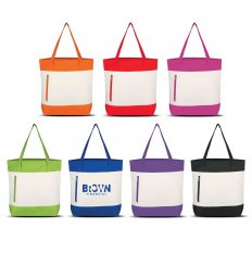 Living Color Tote Bag