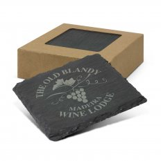 Slate Coaster Set of 4