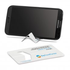 Business Card Phone Stand