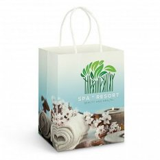 Large Paper Carry Bag – Full Colour