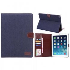 Fabric covered iPad Case