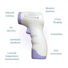 Digital Infrared Forehead Thermometer