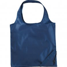 The Bungalow Foldaway Shopper Tote Bag - Navy