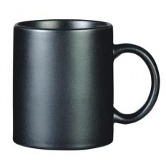 Colonial Coffee Mug Matte Black