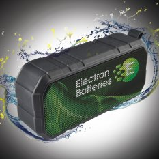 Escape Water Resistant Bluetooth Speaker