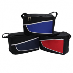 Nylon Cooler Bag Colored