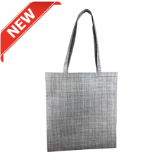 Silver Line Paterned Non Woven Bag