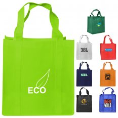 Non-Woven Shopping Bag with Gusset