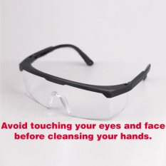 03. Retractable Safety Protective Goggles