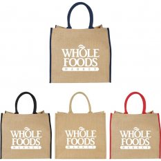 The Large Jute Tote Bag