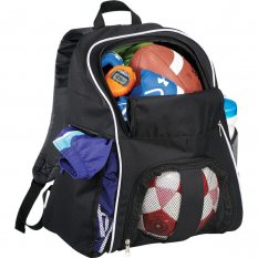 The Sportin\' Match Ball Backpack