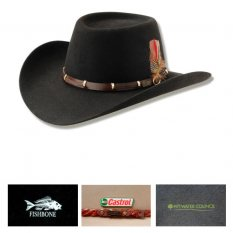 The Boss Akubra Hat