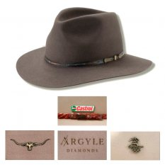 Leisure Time Akubra Hat
