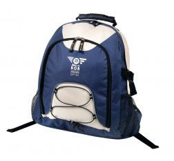 Backpack with 2 side Mesh Pockets Express