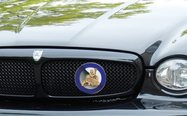 Custom Car Badge