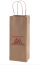 50% Recycle Natural Kraft Shopping Bags