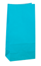 Beach Blue Medium Coloured Gift Paper Bag