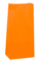 Citrus Orange Medium Coloured Gift Paper Bag