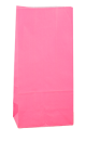 Paradise Pink Medium Coloured Gift Paper Bag