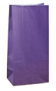 Passion Purple Medium Coloured Gift Paper Bag