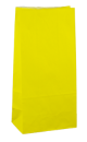 Sunny Yellow Medium Coloured Gift Paper Bag