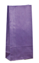Passion Purple Coloured Gift Paper Bag