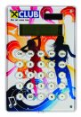 Calculator With Full Colour Print, Acrylic Cover, Solar And Battery Power